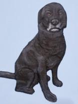 'Alfie' 3D acrylic painting by artist Purple Faye