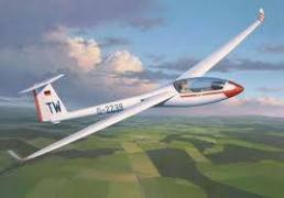 Glider reference photo